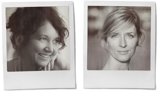 Anneruth Dannert und Jessica Ziegler von Gloss