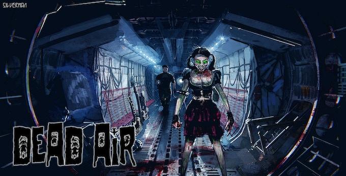 Dead Air - Concept Art By Samuel Silverman