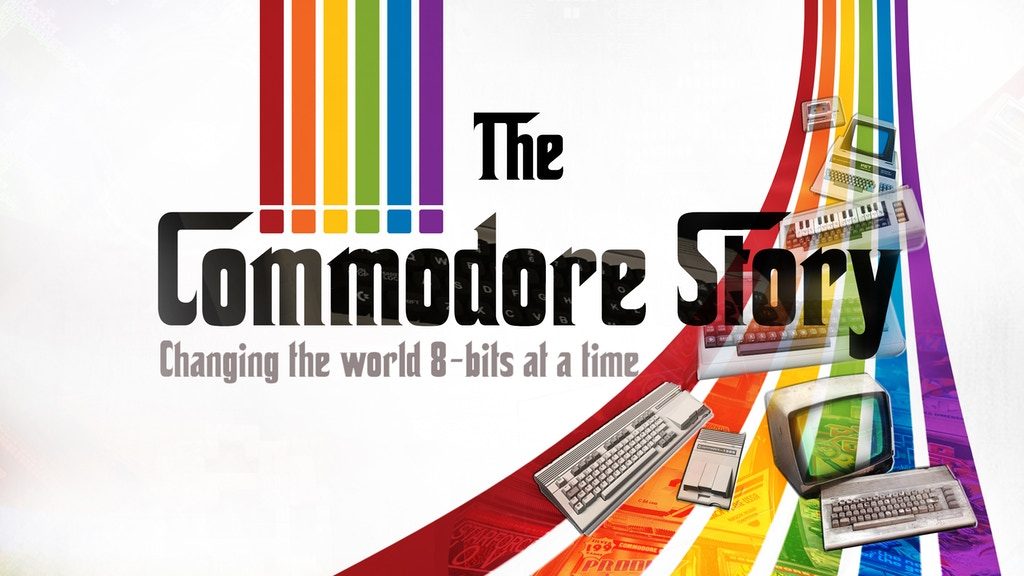 The Commodore Story - Changing the world 8-bits at a time project video thumbnail