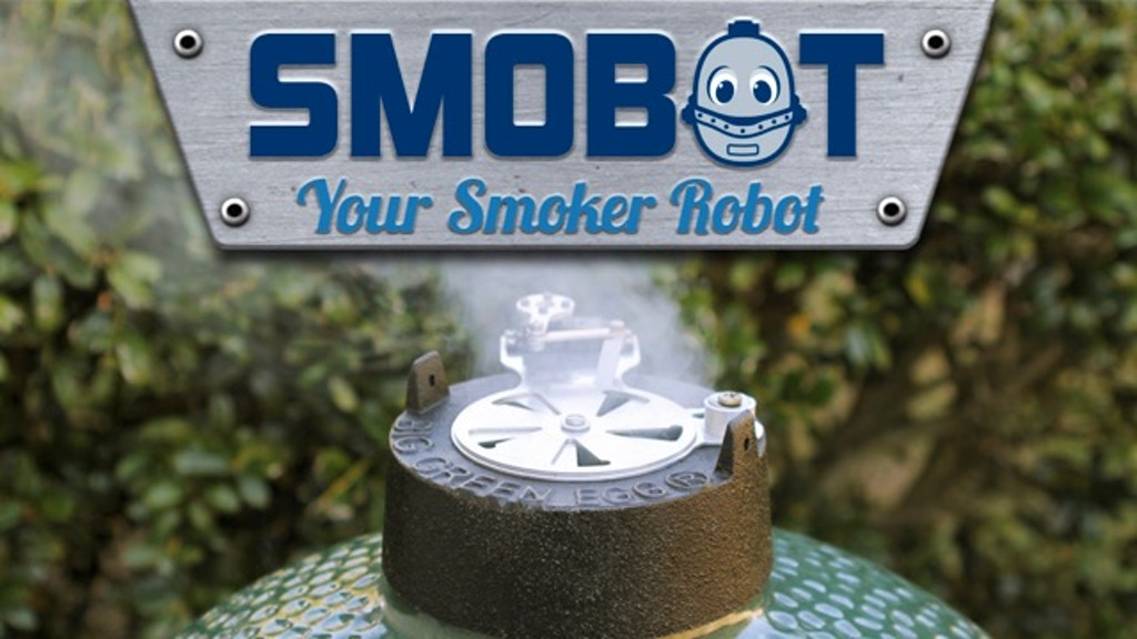 SMOBOT Robotic Grill & Smoker Controller project video thumbnail