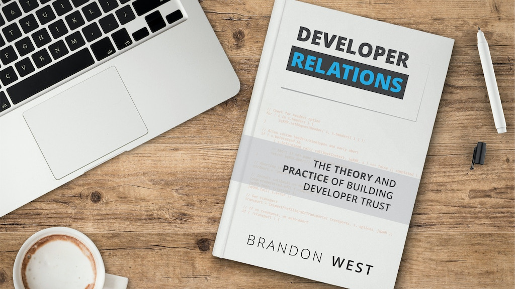 Developer Relations: A Book for Technology Professionals project video thumbnail