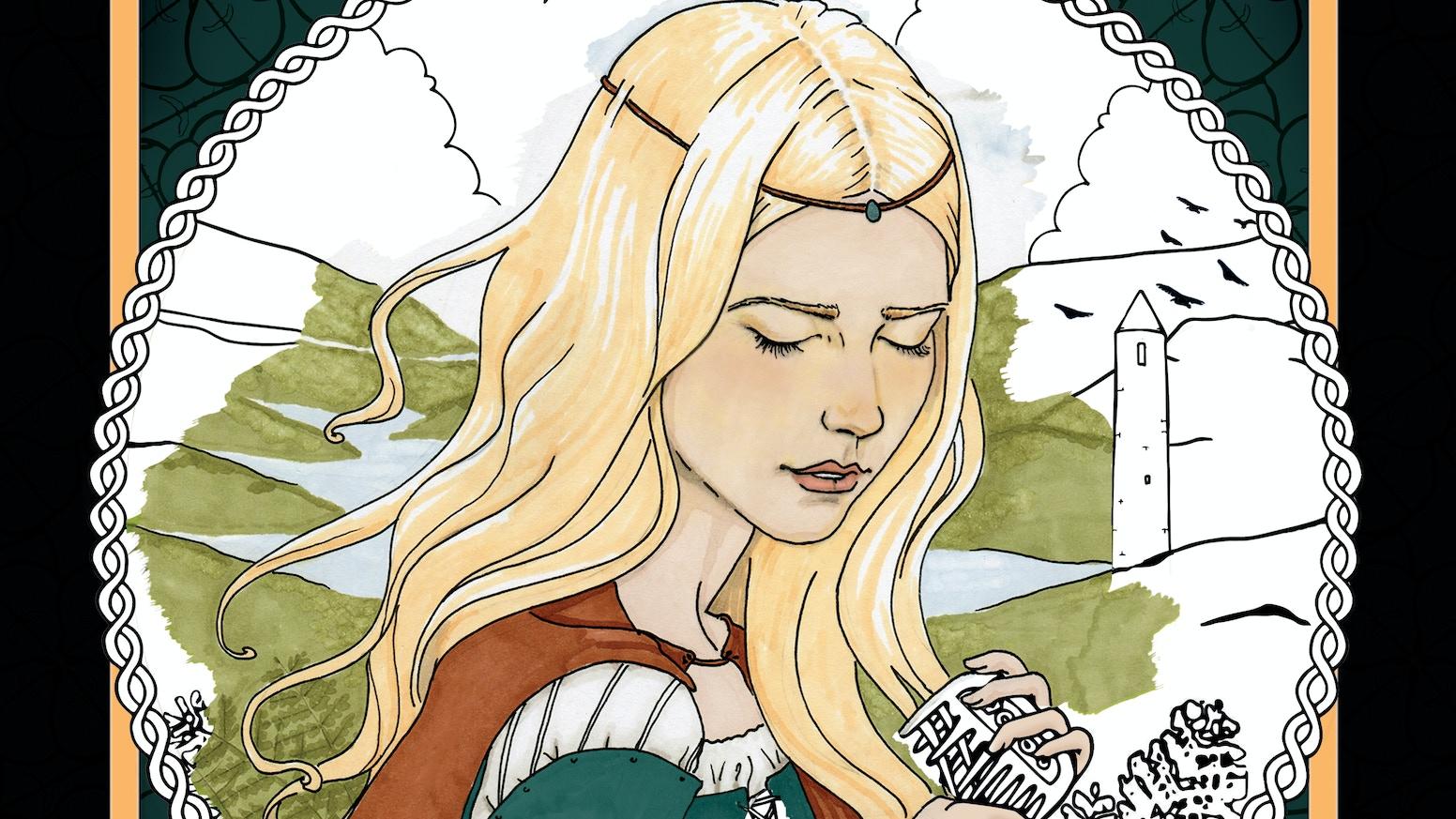 Celtic Colouring by Aurelie S by Aurelie S. — Kickstarter