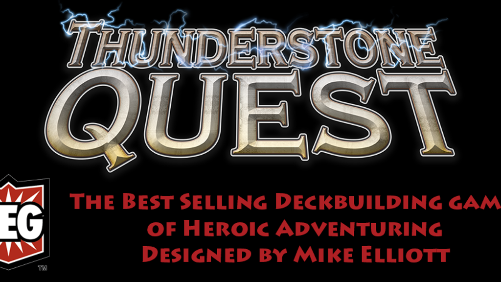 Thunderstone Quest from AEG project video thumbnail