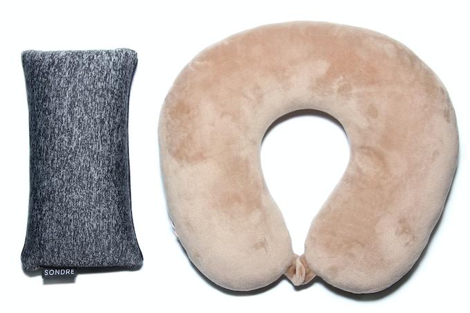 Size Comparison: Voyage Pillow vs. Traditional Travel Pillow