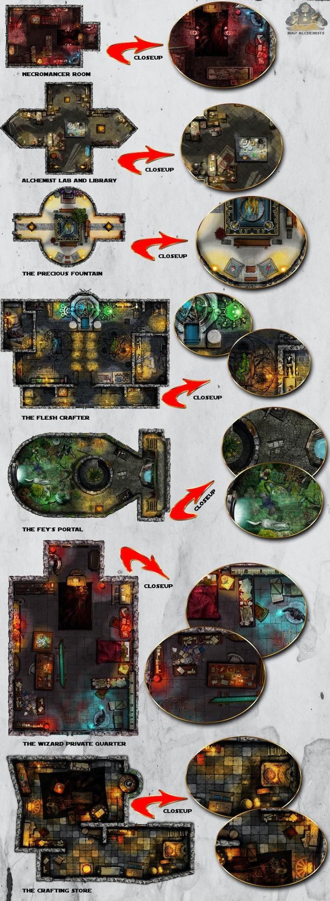 Maps part 1