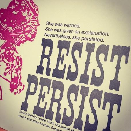 Week Four: Elizabeth Warren persists!