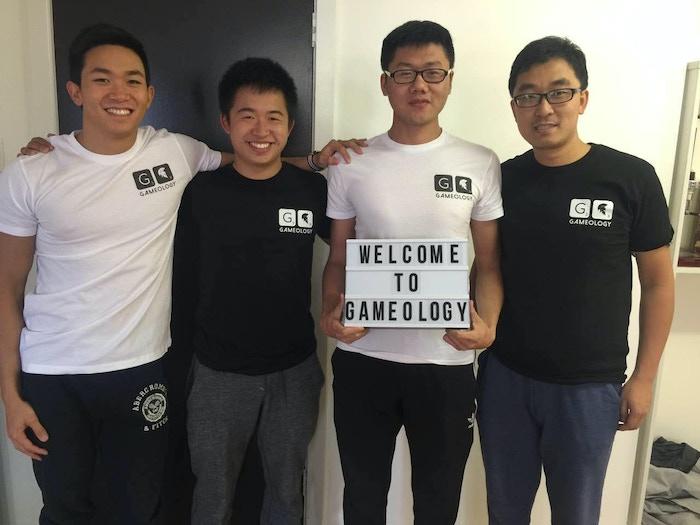 Gameology fulfillment team