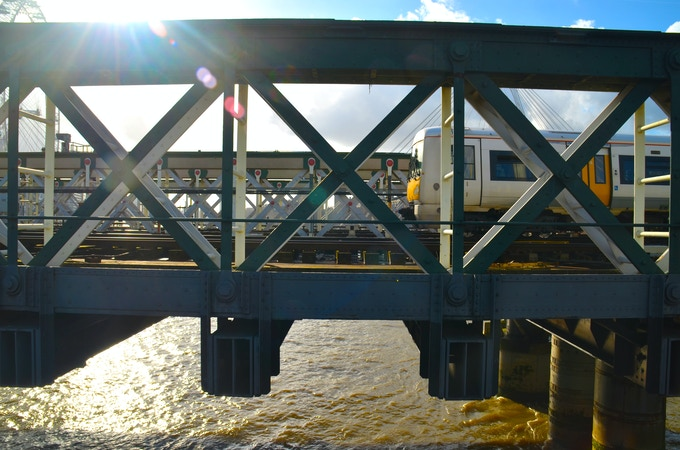 We'll make sure to capture lots of great images of the rail network, like this one.