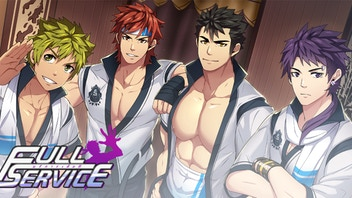 Full Service ☆ BL/Yaoi/Gay Game ☆ Dating Sim ☆ Visual Novel