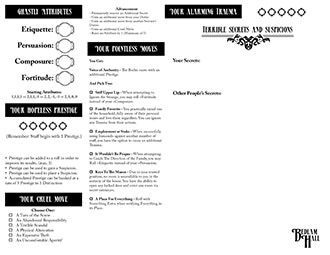 Sample Playbook - The Butler (Inside)