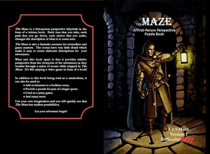 Book Cover Prototype