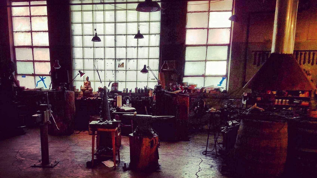 Moving Milwaukee Blacksmith! project video thumbnail