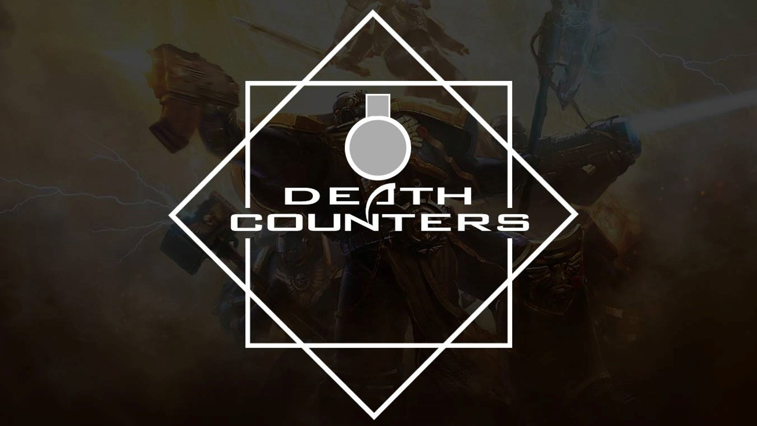 Death Counters : Dice Templates for Miniature War gaming by Mathew ...