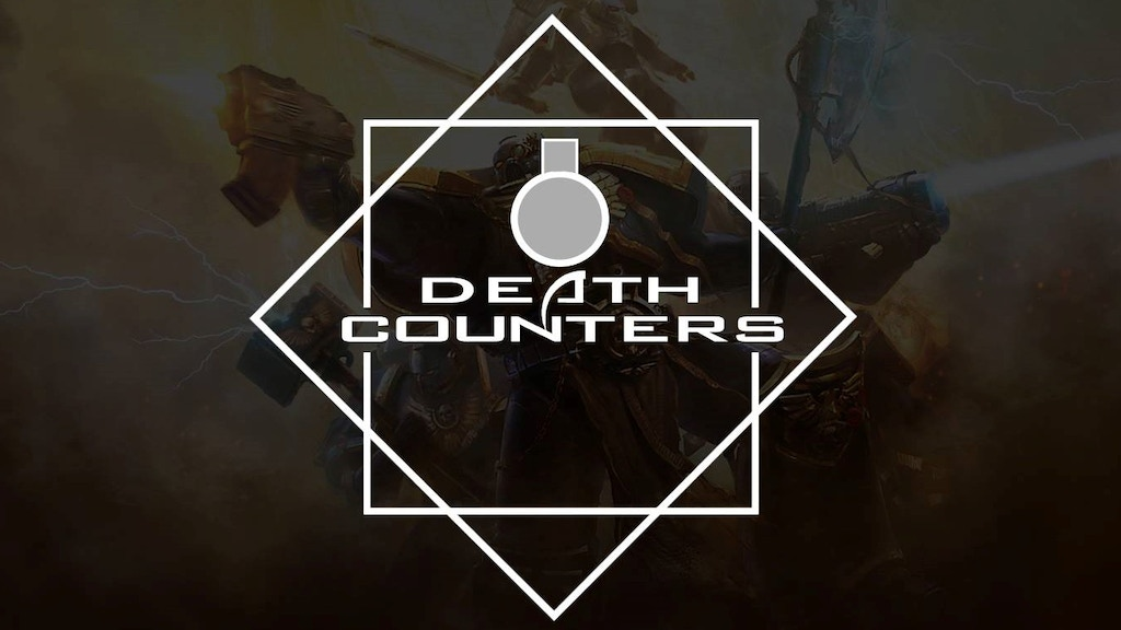 Death Counters : Dice Templates for Miniature War gaming project video thumbnail