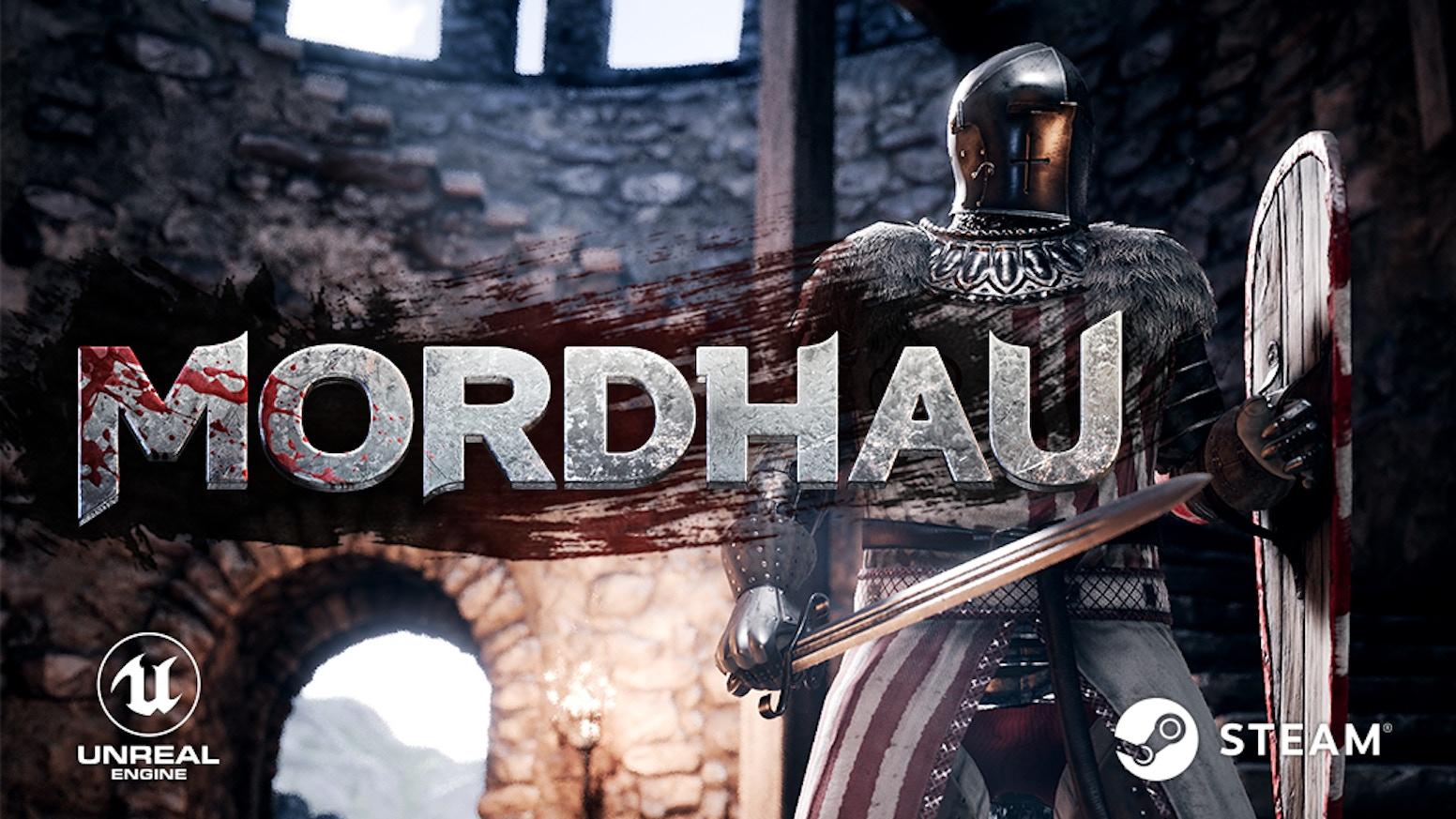 Mordhau (Chivalry: Medieval Warfare ~ Successor) - Video