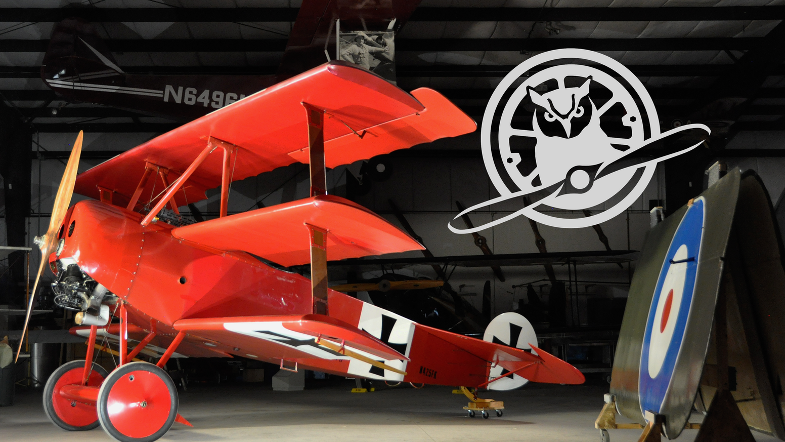 iconic aircraft restoring the red baron by owls head transportation museum kickstarter. Black Bedroom Furniture Sets. Home Design Ideas