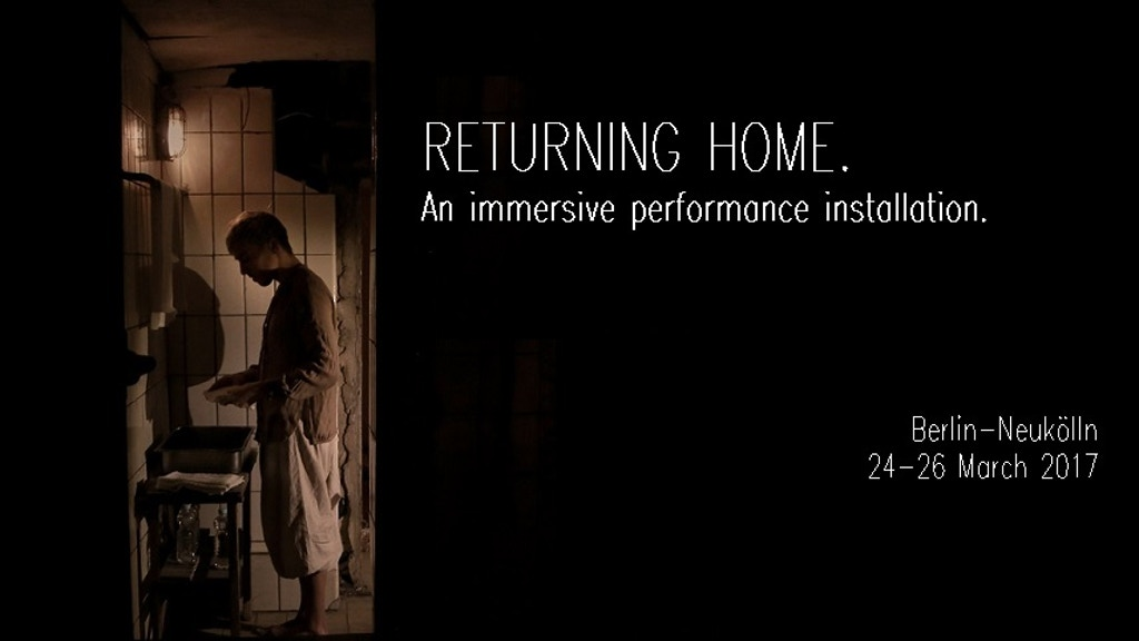 RETURNING HOME project video thumbnail