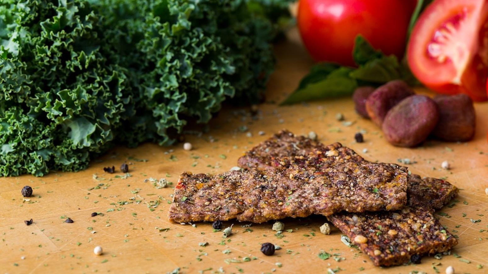 Wild Zora Meat & Veggie Paleo Snack Bars — NEW Flavors! by