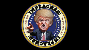 Impeached! The Board Game - A game of political survival