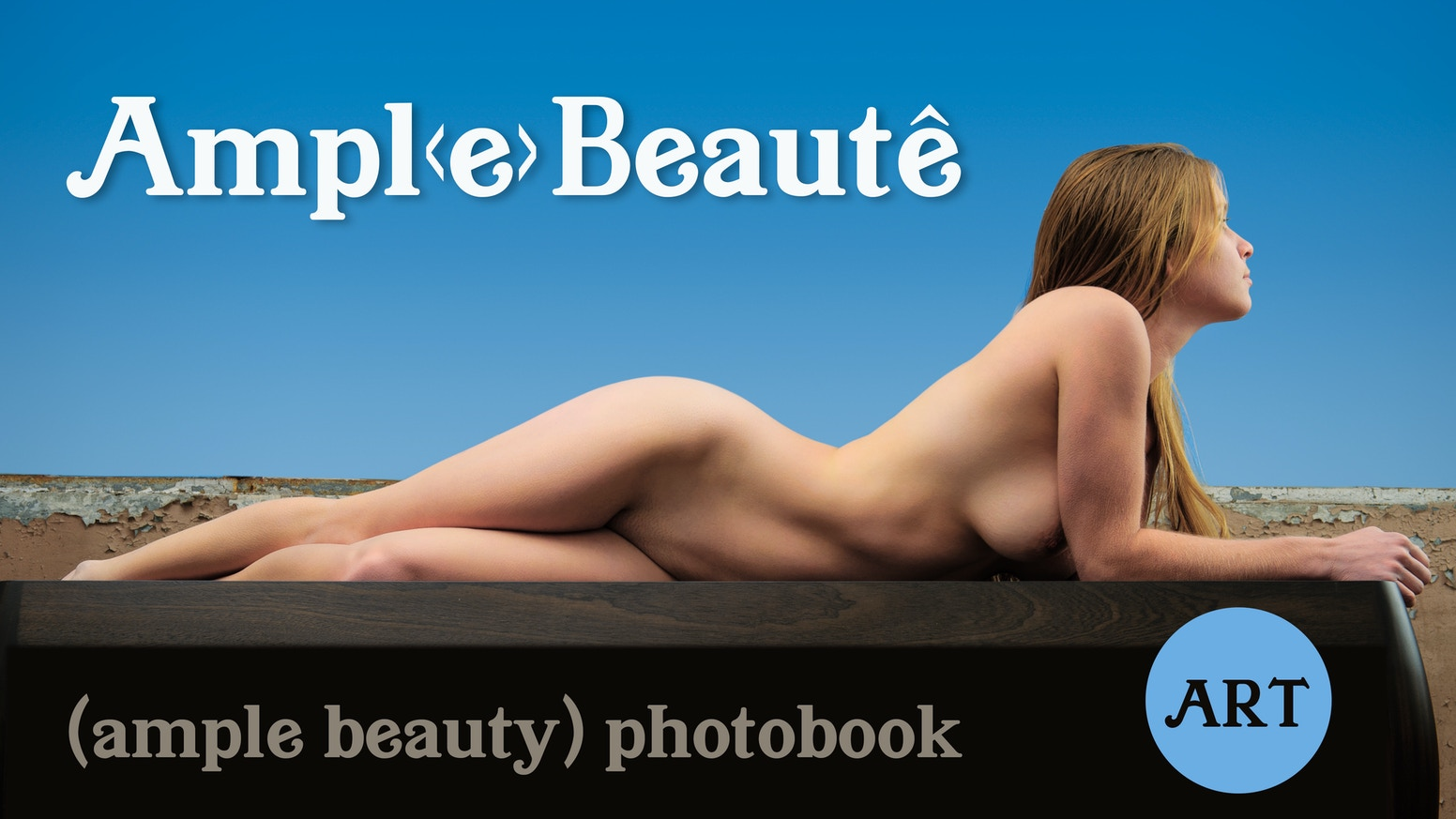 Art nude photobook autographed hardcover, collector cards, album; an homage to classic pin-up, stylized color, and distinct aesthetic.