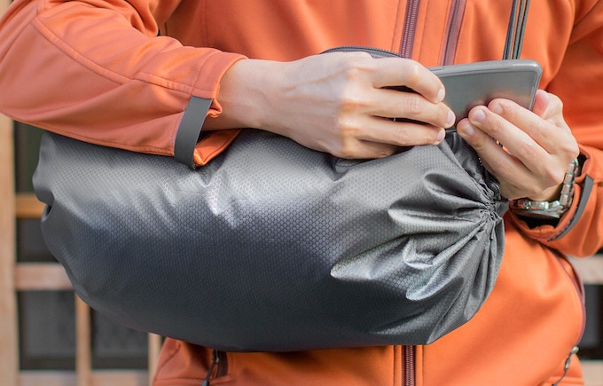 Flexible to carry any gadgets
