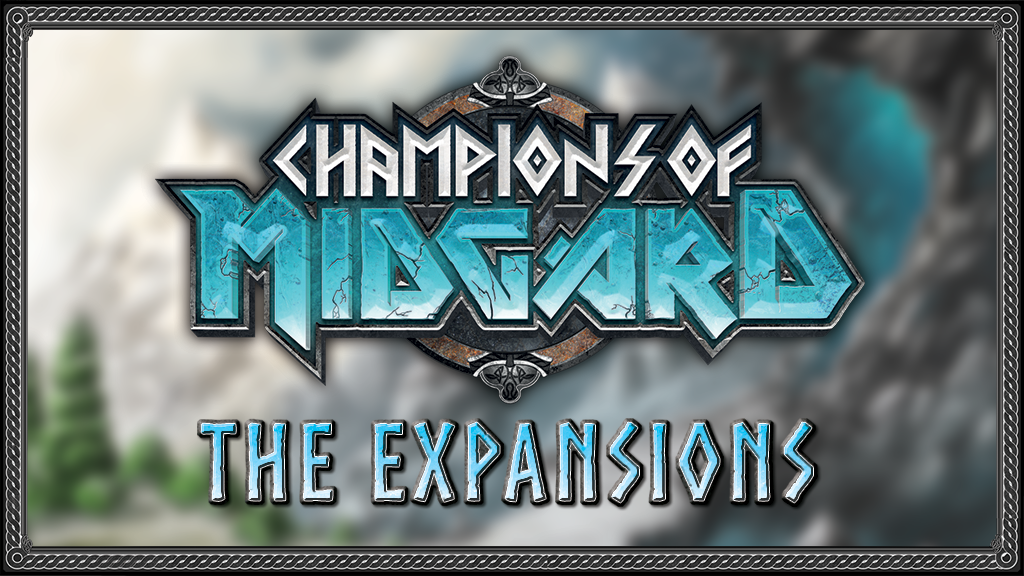 Champions of Midgard: The Expansions project video thumbnail