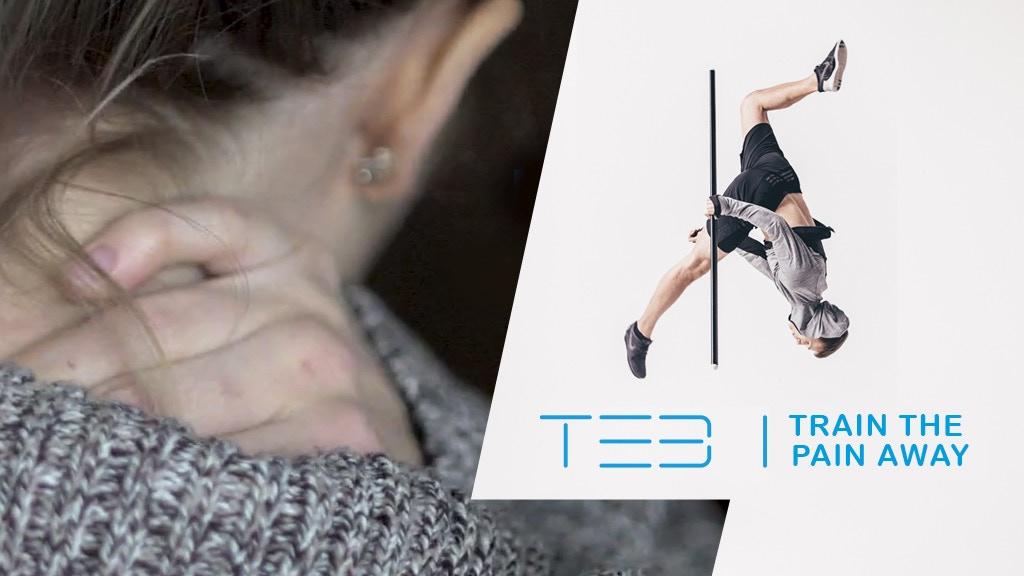TE3 Ninja - The Smart, Pain-Reducing Exercise Stick project video thumbnail