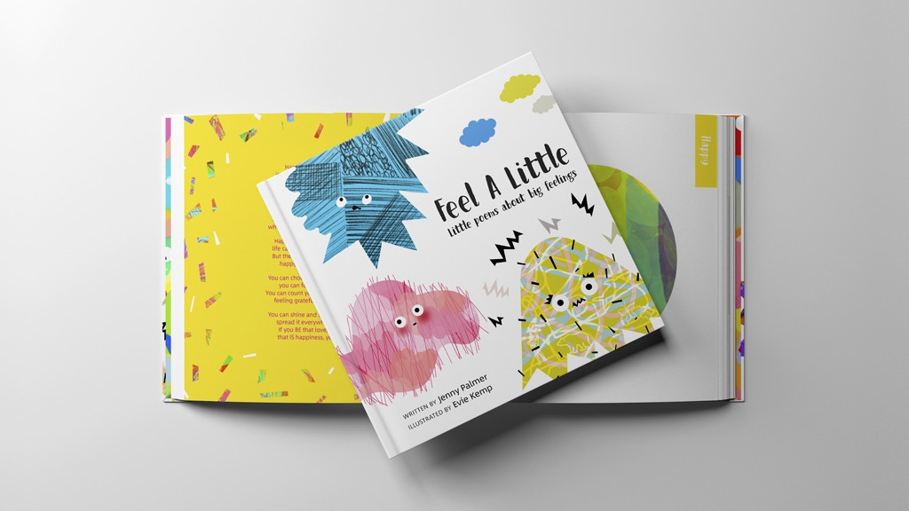 Feel A Little – Little Poems About Big Feelings project video thumbnail