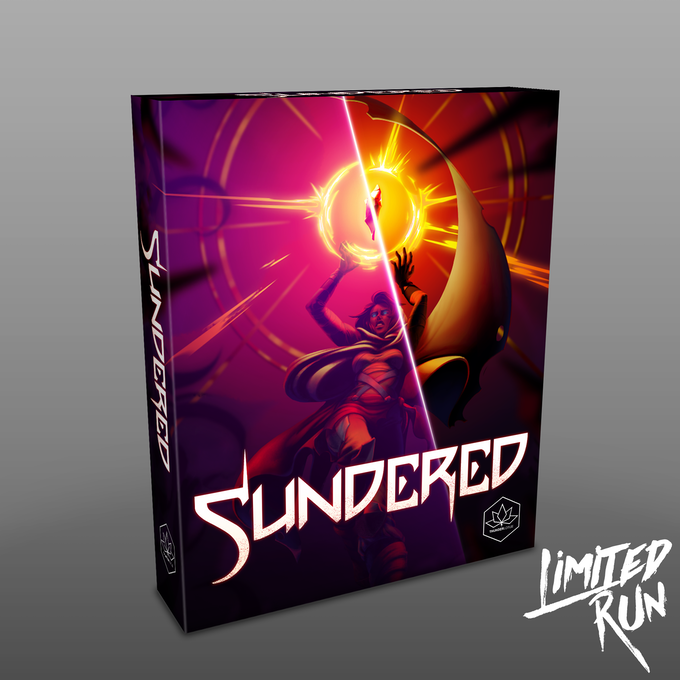 Limited Run Will Produce Sundered's Collector's Box!