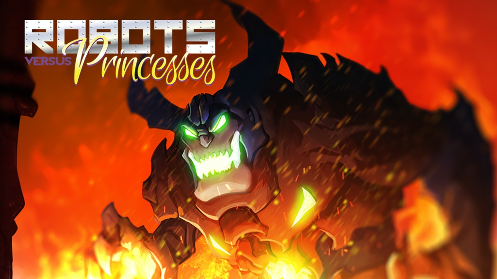 Robots vs. Princesses project video thumbnail