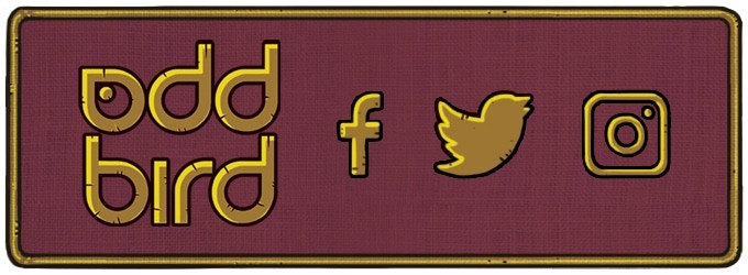 Follow Feudum on social media! Oh, and tell your friends!