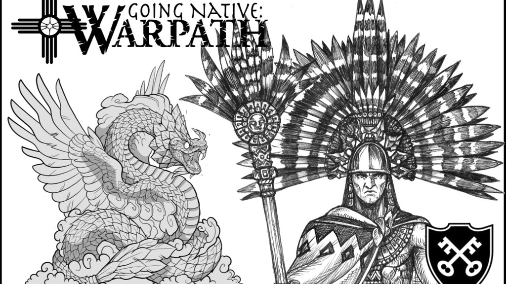 Project image for Going Native: Aztecs, the Kings of War