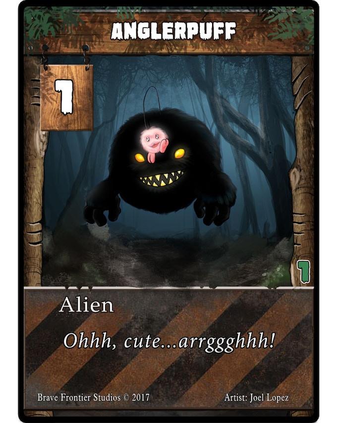 GUEST ARTIST ALIEN 1 (+9 aliens)