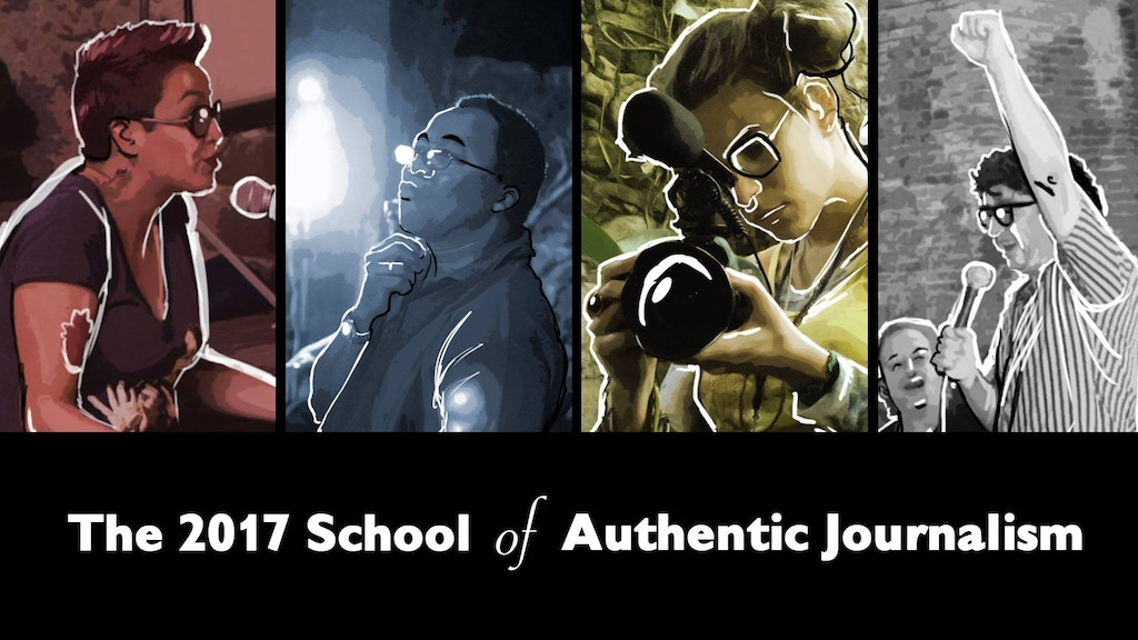 The 2017 School of Authentic Journalism project video thumbnail