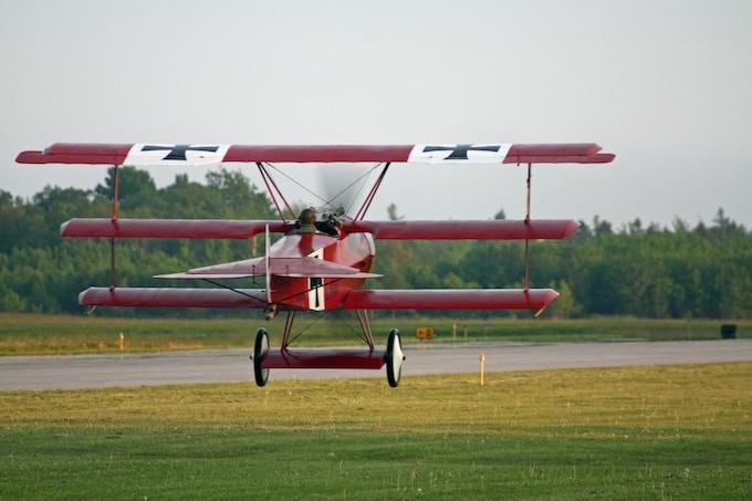 Help us get our Fokker flying again!