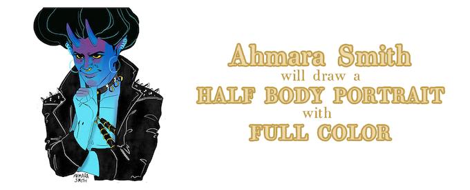 Ahmara Smith (5 slots left!)