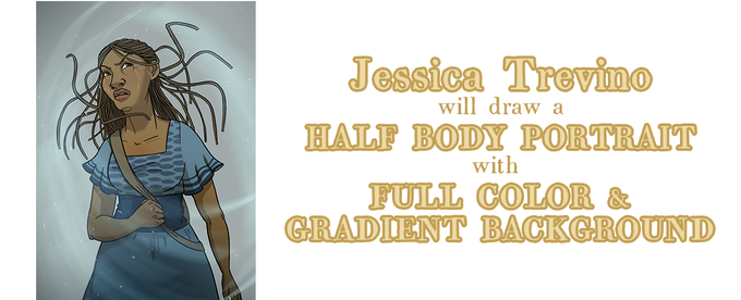 Jessica Trevino (1 slot left!)