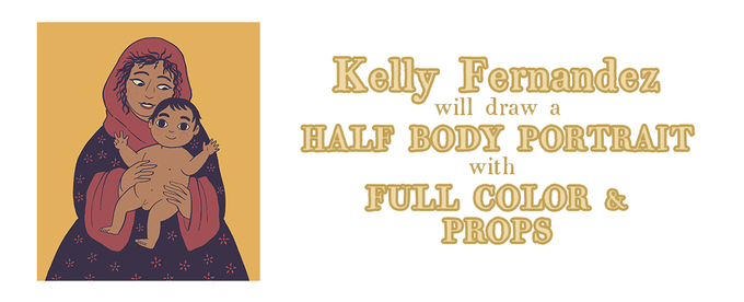 Kelly Fernandez (2 slots left!)