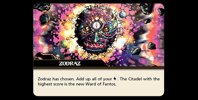 Zodraz lurks in the Trials deck.