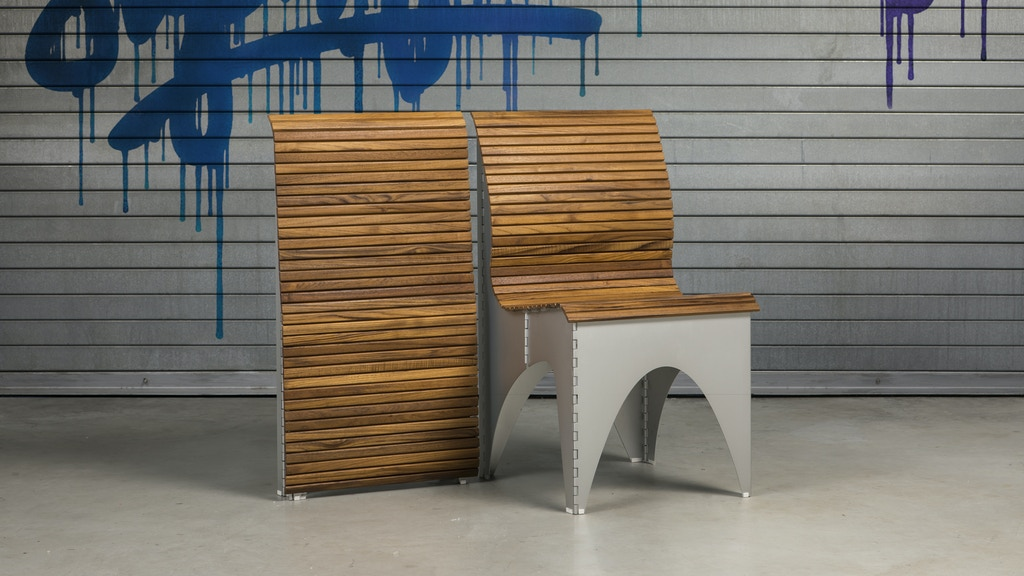 The Ollie Chair: Shape-Shifting Seating project video thumbnail