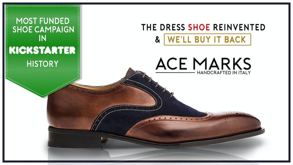 0c8526717f5 Handcrafted Dress Shoes Reinvented for the Modern Gentleman project video  thumbnail