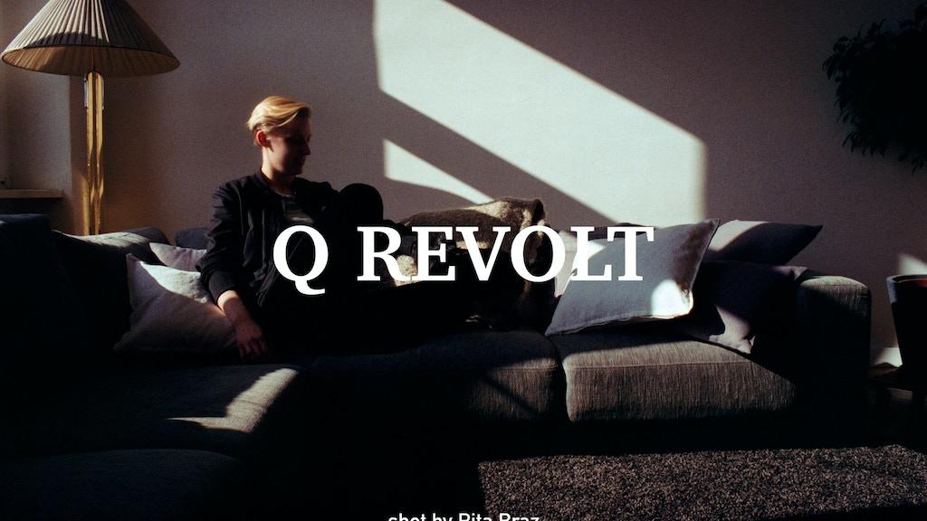 Q Revolt - Portrait of women who love women project video thumbnail