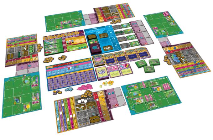 Dinosaur Island by Pandasaurus Games —Kickstarter