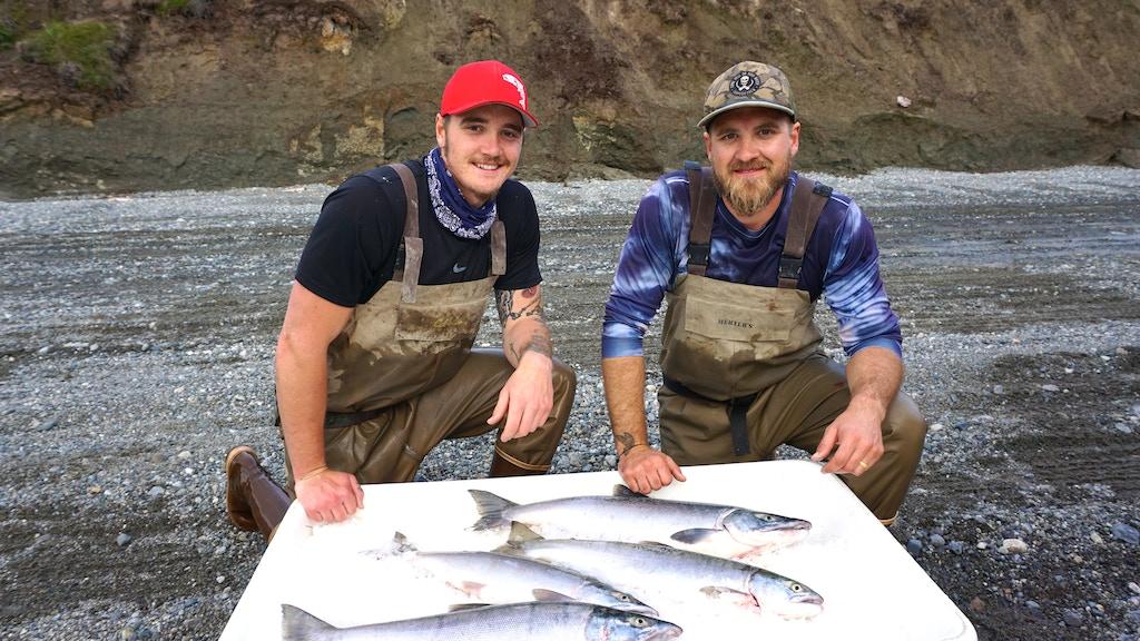 Spreading Wild Alaskan Salmon Love