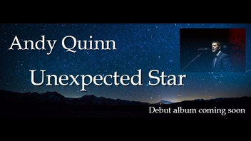 Andy Quinn - Unexpected Star - debut album