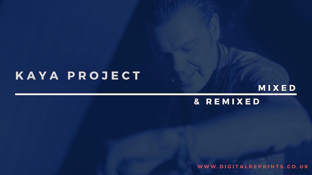 Kaya Project - Mixed & Remixed (Limited Edition Box Set) project video thumbnail