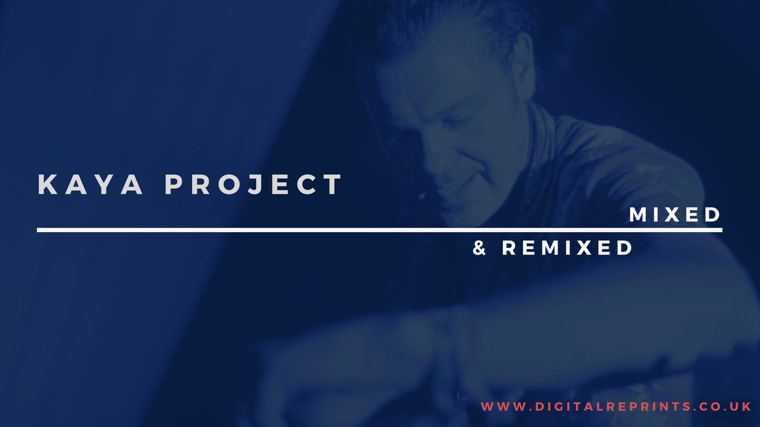 The remixed albums of Kaya Project that were previously available only online will be printed for the first time on a 5xCD box set.
