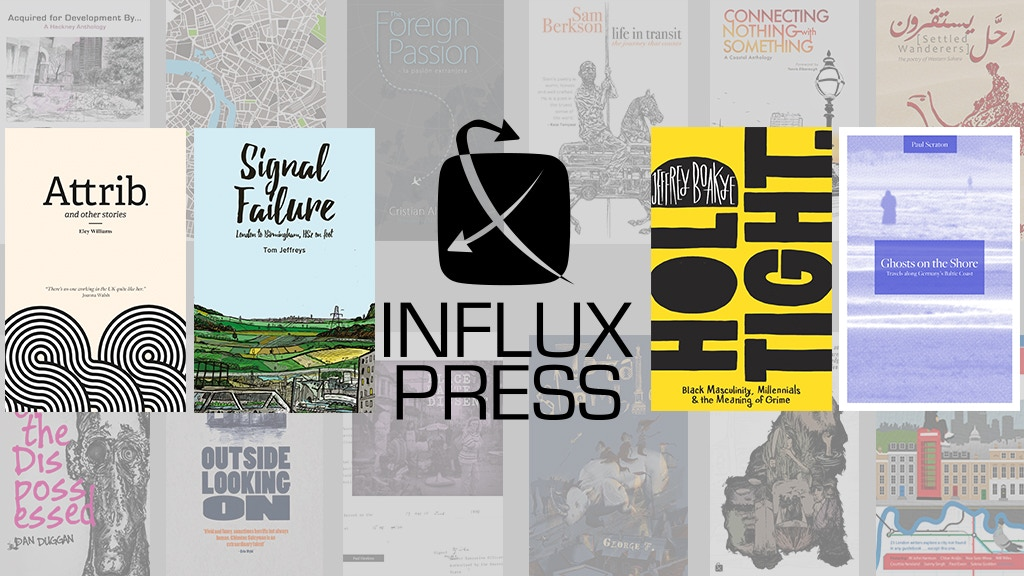 Make Influx Press Bigger and Better project video thumbnail