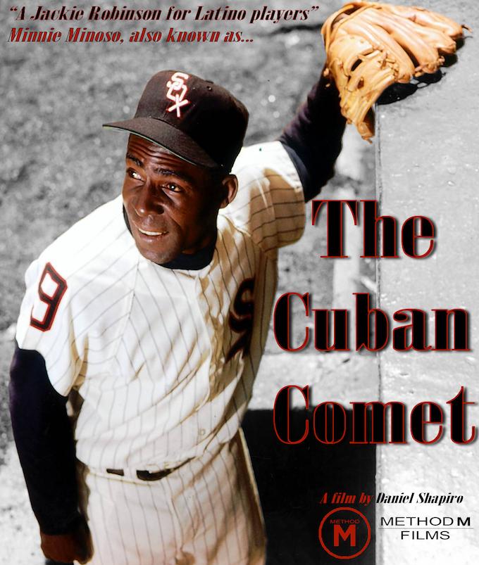 Cuban Comet poster