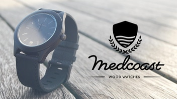 Medcoast - The ultimate Wood Watch generation from Barcelona